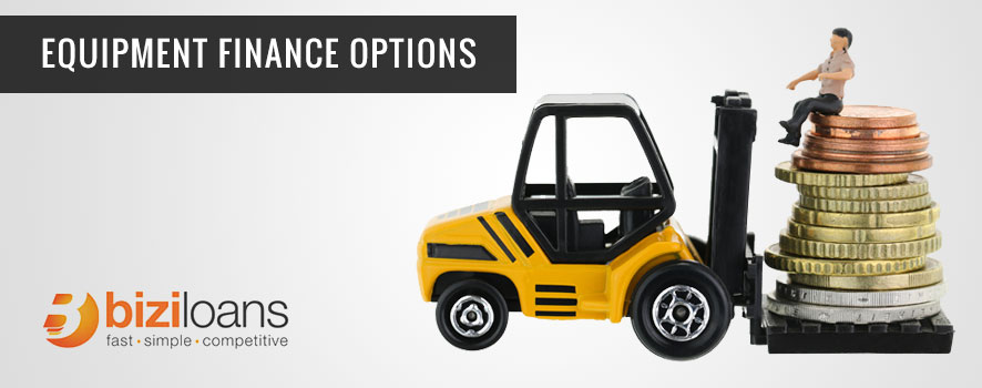 equipment finance options